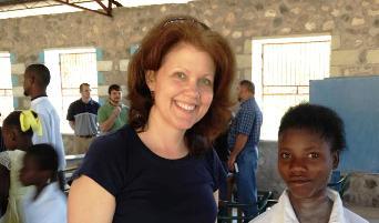 Marcelle Logue's Haiti Journey